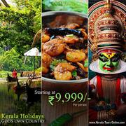 Fly to Blessed Place Kerala