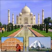 Explore Vivacity of Golden Triangle Tour