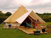 Best Luxury Glamping Geodesic Dome in New Brunswick