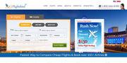 Book Airline Tickets with Flightsbird - Flat 40% OFF