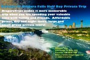 Toronto To Niagara Falls Half Day Private Trip