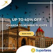 Grab Canada to Mumbai Cheap Tickets | BOM