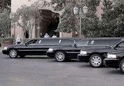 Wedding limousine car in winnipeg